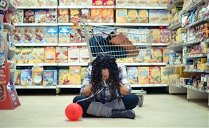 Moghamarat Monica: The One With The Breakdown At The Supermarket