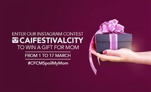 Cairo Festival City Is Handing Out Freebies For Mother's Day!