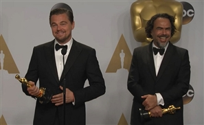 Video: Leo Gets Owned by Egyptian Reporter