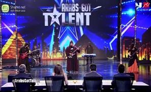 Egyptian Rock Band Catch'Em All at Arabs Got Talent