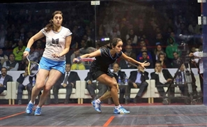 It's An All-Egyptian Final At The British Open Squash Championship