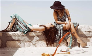 Fufa's New 'Wonderland Found Her' Collection Takes Us Back To The Swingin' 70s
