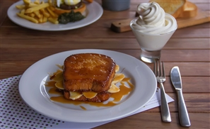 Mince's New Branch in Zamalek Will Serve Their Epic Elvis French Toast!