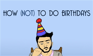 How (Not) to Do Birthdays