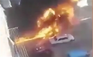Video: Fuel Tanker Explodes In Alexandria