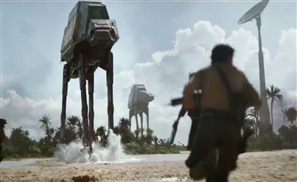 'Rogue One: A Star Wars Story' Trailer Is Here!