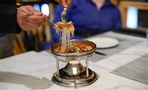 Fancypants Gets Shami With A Visit To Levant Cuisine