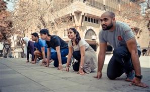 The Team Behind The Cairo Runners Dream