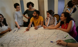 Home Visit Cairo: A Game That Gathers Strangers Around The Same Dining Table