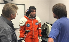 Meet the Egyptians Doing NASA's Astronaut Candidate Training