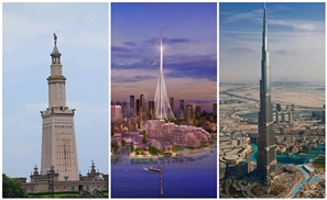 Egypt Aims to Build World's Tallest Structure with Alexandria's New Lighthouse Tower