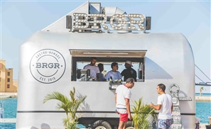 Look Out Gouna; BRGR Truck Is Back!