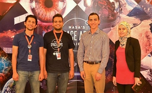 NASA Hackathon Gathers 400 Space Addicts In Cairo