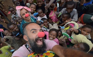 Colors and Smiles: Paving Happiness Through Creative Charity