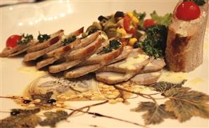 A Taste of the Mediterranean at Ramses Hilton's Citadel Grill