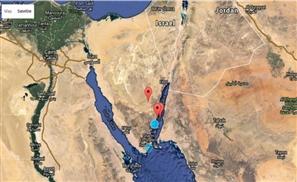 Earthquake Hits Egypt's Dahab Early Monday Morning