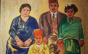 Bulgari Egypt Goes All Out With SafarKhan And Magdi Yacoub Foundation For Art For Life Exhibition