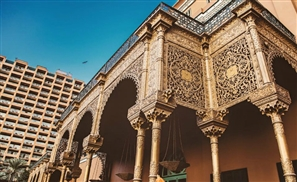 Som3a Basha Tent Is Back À La Balady-Chic For Ramadan