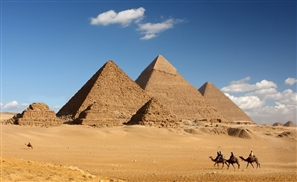 Video: ISIS Vows to Destroy the Pyramids