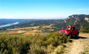 Driving 75 Years of Jeeps Through Breathtaking Spain