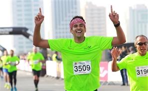 Egyptian Runner Raises Funds for Refugees at the Berlin Marathon