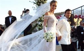 23 Absurdly Fab Photos from Karim El Chiaty & Victoria's Secret Model Ana Beatriz Barros' Wedding