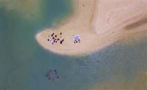 Marsa Alam From a Drone's Eye View is The Best Thing You Will See Today