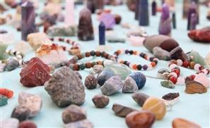 Gazb Crystals: Egypt's Healers