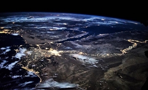 Mind-Blowing Shot of Cairo From Space