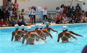Stunning Video Gives Glimpse Into The Egyptian Olympic Synchronised Swimmers' Astounding Skills