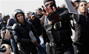 Egyptian Police Banned From Speaking to Media