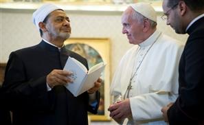 """""""No Compulsion in Religion"""" Says Grand Imam of Al-Azhar"""