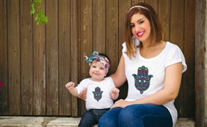 Egyptian Moms And Their Babies Matching Outfits Is The Cutest New Trend