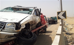 25,000 People Killed or Injured on Egypt's Roads in 2015