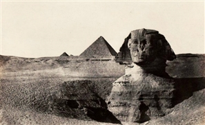 9 of the Rarest Photos Ever Taken of Ancient Egypt