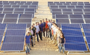 Egypt's First Ever Solar-Generated Electricity Plant Opening this Month