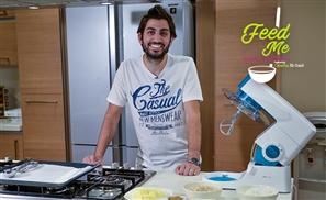 Feed Me: Osama El Said Schools Us on How to Make White Chocolate & Cranberry Oatmeal Cookies