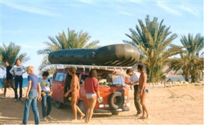 Incredible Vintage Photos Of Sharm El Sheikh In Its Hippie Heyday