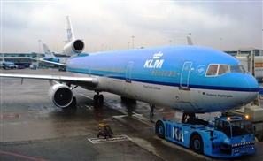 KLM Airlines Stops Flights To Cairo
