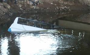 Microbus Carrying 14 Students Drowns in Upper Egypt