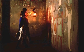 Video: New Series Tells The Story of the Discovery of Tutankhamon's Tomb