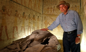 7000 Years' Worth of Secrets Revealed in Archeologist Zahi Hawass' Upcoming TV Series
