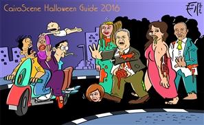 CairoScene Halloween Guide 2016