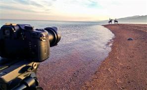 Nomadic Filmland Academy Kicks Off a Film Camp in Dahab's CoworkInn Space