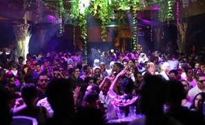 Roots: Blurr's Latest Party at Nineteen Twenty Five