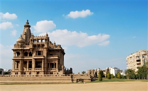 Egypt's First Film Translated to Sign Language: 'Restricted Area - The Baron Empain Palace'