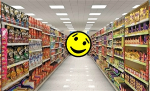 Egyptian Shops Who Haven't Increased Their Prices Get a Smiley Face Sticker!