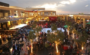 Santa Claus is Comin' to Westown's Winter Festival