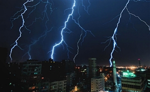 Massive Thunderstorms and Heavy Rain Expected to Hit Cairo This Week