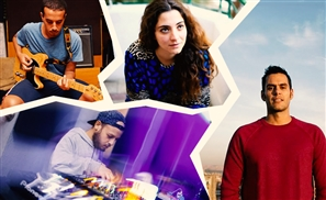 RiseUp to the Beat of These 7 Artists at Egypt's Biggest Entrepreneurial Summit